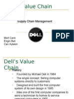 Dell's Value Chain