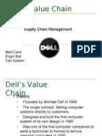 Dell's Value Chain