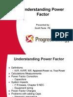 Undersanding Power Factor