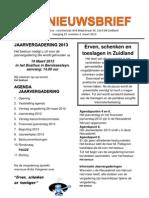 Nieuwsbrief 2013-03