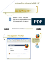 Utilizando la Web 2.0