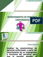 Departamento de Personal Uniformado_margarita