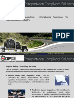 CayCan Transportation Online Safety Programs