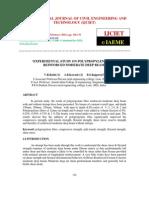 Experimental Study on Polypropylene Fiber Reinforced Moderate Deep Beam