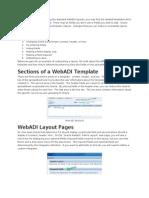 Web ADI Personalization