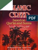 Islamic Creed Based on Quran and Sunnah