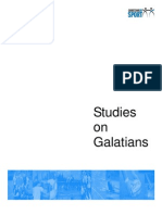 A Study Guide on Galatians
