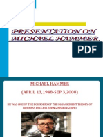 PRESENTATION ON MICHAEL HAMMER.ppt