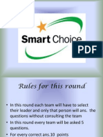 Choice book smart