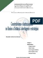 PA_U2_S3_Construtivismo e Instrucionismo No Ensino a Distância