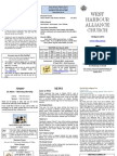 Church Newsletter - 10 March 2013