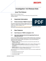 TEMS Investigation 14.6 Release Note