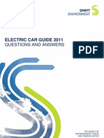 SMMT Electric Car Guide 2011