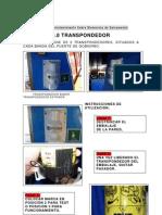 Transpondedor Radar