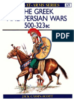 Ancient - The Greek and Persian Wars 500-323BC - Osprey