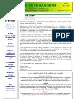 OTHSC Newsletter, Issue 7, March 2013