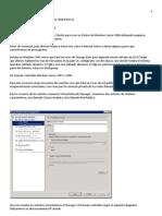 Creando un Cluster de Windows Server 2008.docx