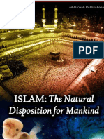 ISLAM The Natural Disposition for Mankind