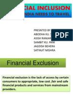 Final Financial Inclusion