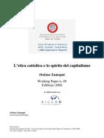Etica e Spirito Del Capitalismo