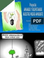 Proyecto de Ciencia y Ambiente