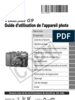 Notice Canon g9
