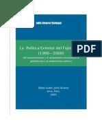 La Politica Exterior Del Fujimorato (1990-2000)