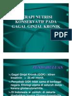 DietPadaGagalGinjalKronik