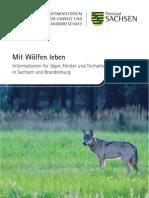 Mit Wölfen leben - om at leve side om side med ulven