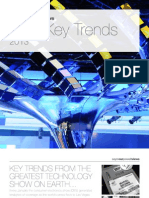 Key Trends from CES 2013