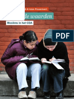CDA-rapport over de islam