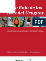 Lista Roja Web Azpiroz Et Al 2012 Ultima