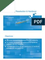 GO_NA25_E1_1 2G-3G Cell Reselection & Handover