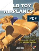 Build Toy Airplanes
