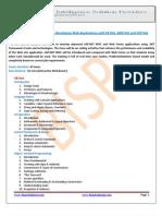 Dot Net Course Curriculumn