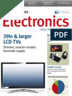 Electronics FEB13