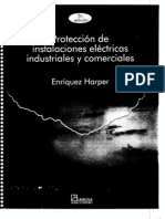 protección de instalaciones eléctricas industriales y comerciales - enríquez harper (2da edición)