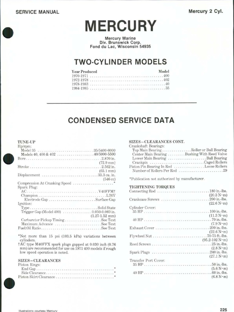 1982 50 hp mercury outboard wiring diagram mercury service manual 65 hp mercury outboard wiring diagram