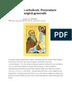 Imnografia ortodoxă