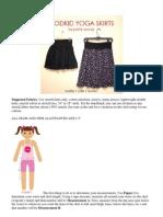skirt band elastic