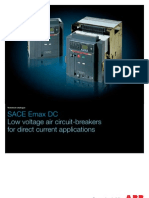 ABB Circuit Breakers for DC Application