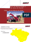 Seminário de Mecanização e Produção de Cana-de-Açúcar