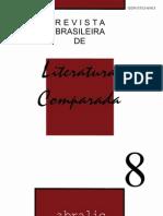 Revista Brasileira de Literatura Comparada - 08