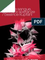 Trucco Sangue Lacrime Speranze Beatrice Kupf