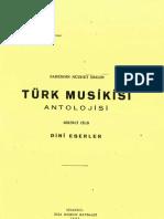 Turk Musikisi Antolojisi Edited