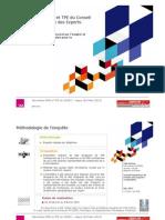 Baromètre PME-TPE - mars 2013