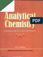 David Harvey Modern Analytical Chemistry Pdf