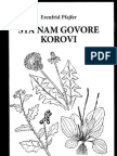Ehrenfried Pfeiffer - Sta Nam Govore Korovi