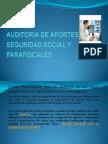 Auditoria de Aportes a La Seguridad Social y