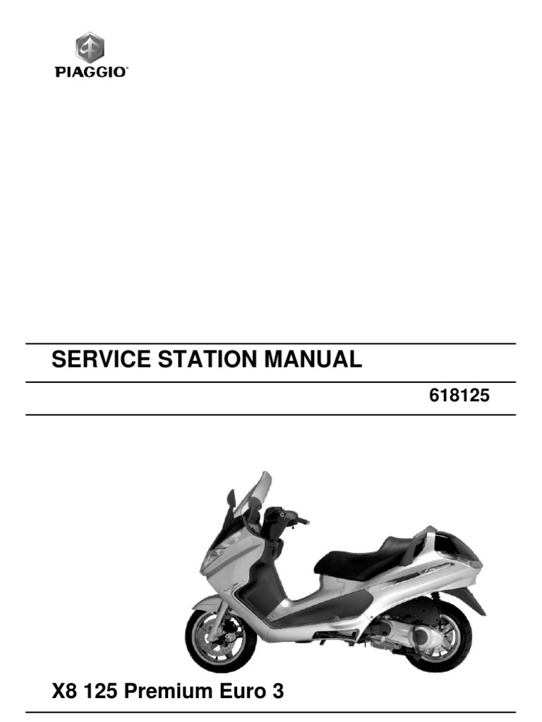 repair manual piaggio x8 200 how to and user guide instructions u2022 rh taxibermuda co Piaggio Liberty Piaggio Hys